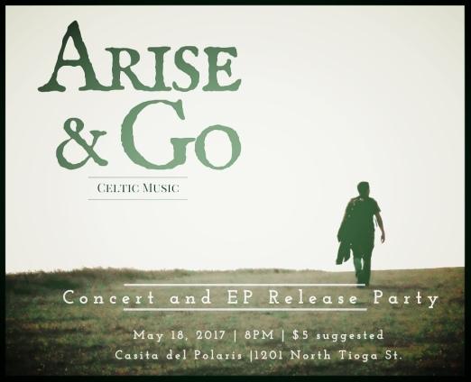 Arise & Go Artsy