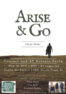 Arise&Go FINAL POSTER SIMPLE IMAGE